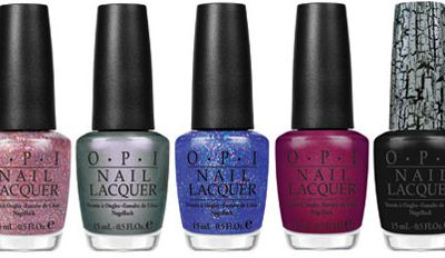 Nouvelle Collection OPI Katy Perry & Serena williams