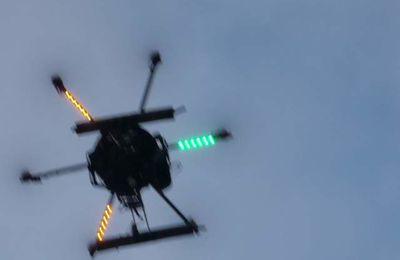 3ème édition 2012 : Les images aériennes du survol d'un drone sur le Platin