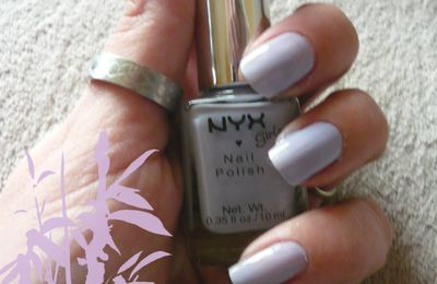 Muted lavender