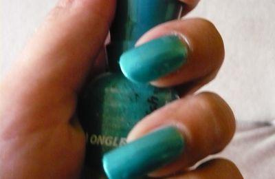 Du turquoise...