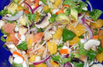 Mélanie's salad