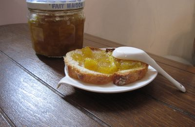 CONFITURE ANANAS VANILLE