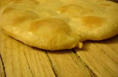 THE recette des cheese naans
