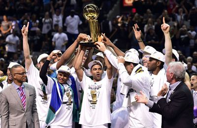 Les San Antonio Spurs Champion NBA 2014