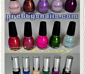 Giveaway sur Pretty's Nails and co