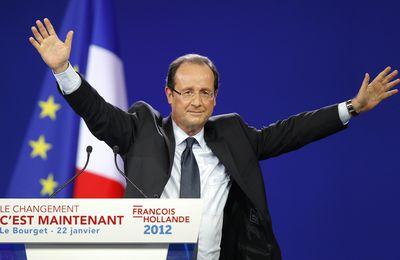2013 vers le Discours du Bourget?