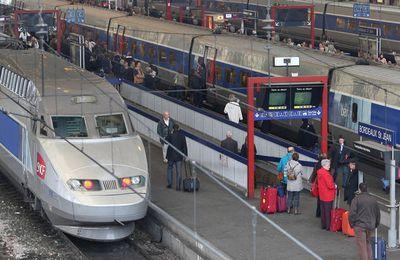 Quelle liaison Gare Saint-Jean à Bordeaux - Zone aéroportuaire à Mérignac?