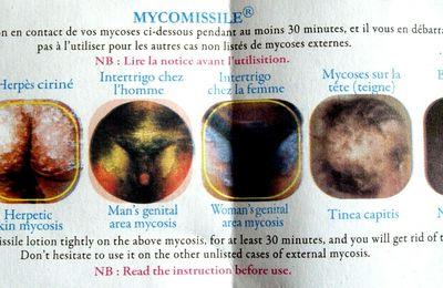Mycomissile