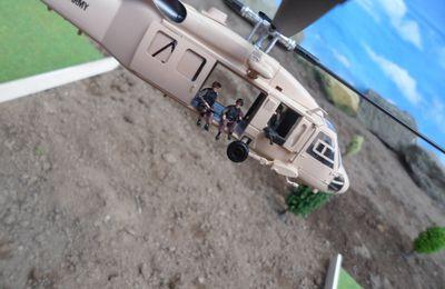 Liens rapides sur les épisodes de MEDEVAC - EVASAN - Combat Rescue