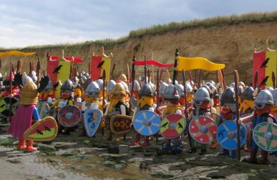 Les vikings playmobil