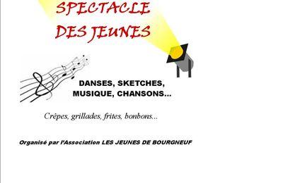 SPECTACLE DES JEUNES 11 & 12 AOUT 2012