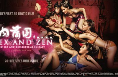 Sex and Zen 3D débarque en France !