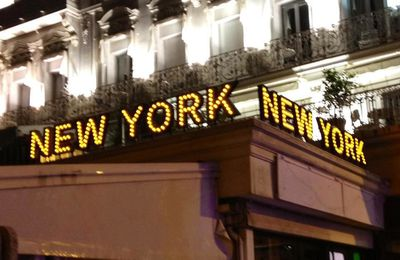 New York New York à Cannes