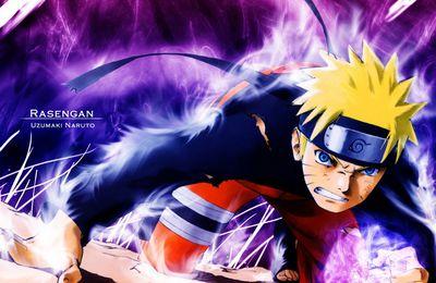 Naruto- Rasengan