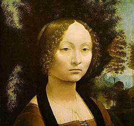 Léonard et l'Éternité de la Beauté de Ginevra Benci