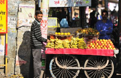 street business in india by albi