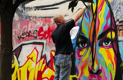 street-art in process -paris 19- by albi (d3x+28-300)