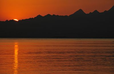 sunset in egypt by albi (nikon d3x & 28-300mm)