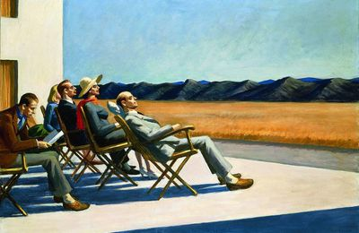 Edward Hopper s'expose au Grand Palais
