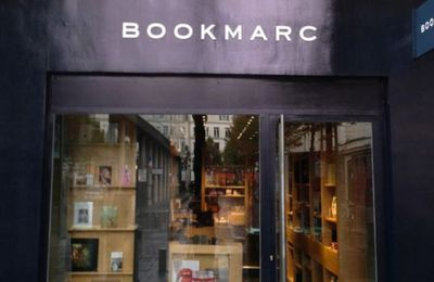Bookmarc, la librairie by Marc Jacobs
