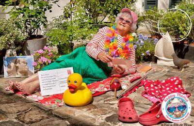 Happy Mamie, un concept qui remet au goût du jour les cartes postales