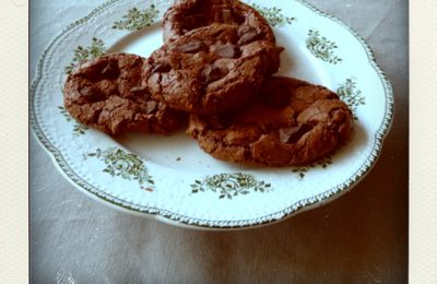 "Les ""Better-than-Brownies"" Cookies"
