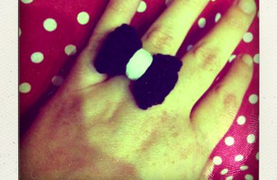 Bague au crochet number two