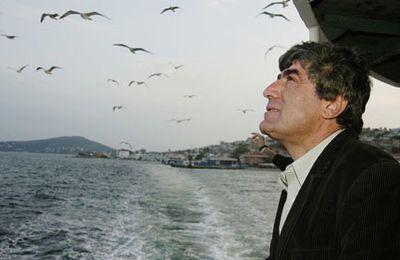 19 janvier, Istanbul : Hommage à Hrant Dink