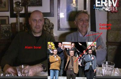 La liste antisioniste de Dieudonné - Soral, financée par l'Iran ?