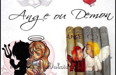 ma participation concour ange ou démon