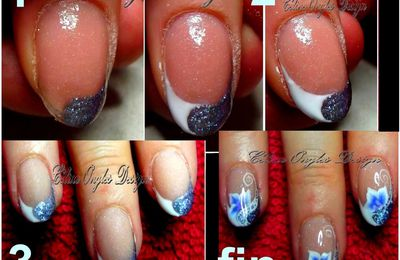 tuto french double en soak off