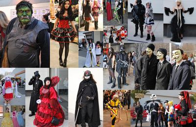 Ganbare Japan 4 - Les cosplay