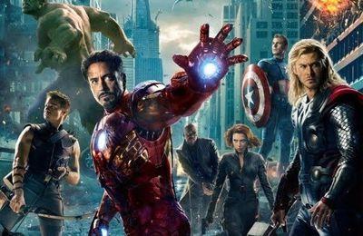 ILM présente son travail sur Avengers