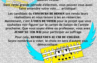 Allons voter!