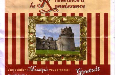 Spectacle Médiéval - Les Jeudis de Bidache - Association Mosaïque