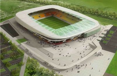 Nouveau stade !!!! Drole de nom !!!