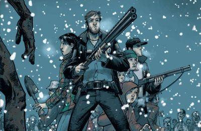 Walking Dead, du comics à la Série