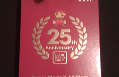 [Collector] Super Mario All-Stars 25th Anniversary