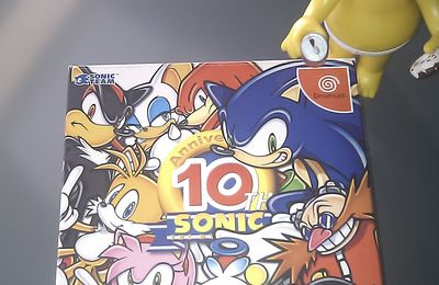 [Collector] Sonic 10th Anniversary