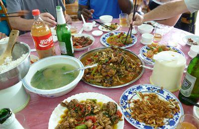 Histoire d'un voyage, un peu de Chine en image