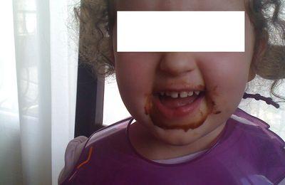 Qui a mangé (dévoré même !!!) tous mes chocolats de Pâques?