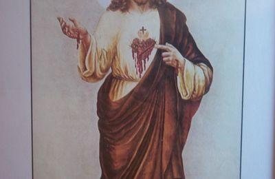 LES SAINTES PLAIES DE JESUS CHRIST