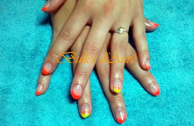 Gel neon Lm cosmetic