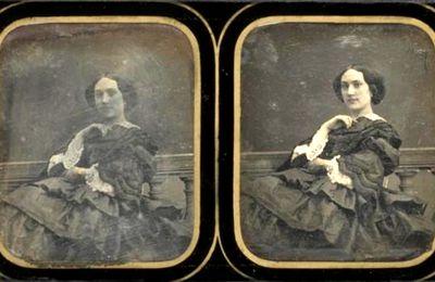 Portraits anciens 1850-1860