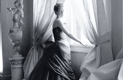 The Swan : une robe exceptionnelle de Charles James