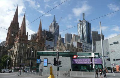 Melbourne, birthplace of the Cat Empire