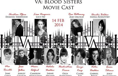 Vampire Academy : Casting complet