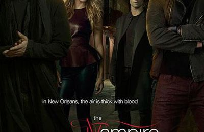 The Originals : Spin-off de Vampire Diaries chez CW par Julie Plec