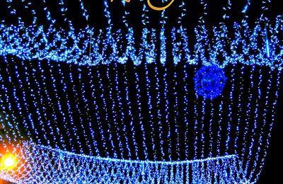 La Tête Dans les Etoiles: Noël à Antibes 2012