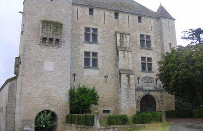 Le château de Gramont cp 82120